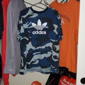 Adidas Camo XXL